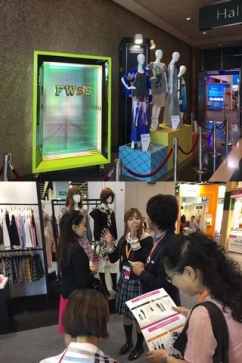 THANK YOU FOR VISITING OUR BOOTH(Hong Kong)